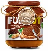 Funnut Арахисовая паста с какао с белым кунжутом