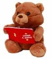 Мягкая игрушка Мульти-Пульти My friends Мишка 19 см